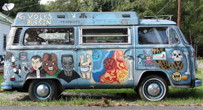 The Most Beautiful Bus in the 'Boro - The Murfreesboro Pulse