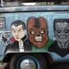 Trey Johnson\'s Custom VW Bus