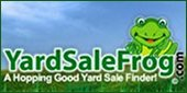 Yard Sale Frog: A Hopping Good Yard Sale Finder!