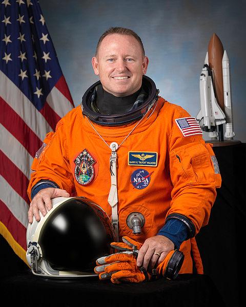 Pilot Barry Wilmore