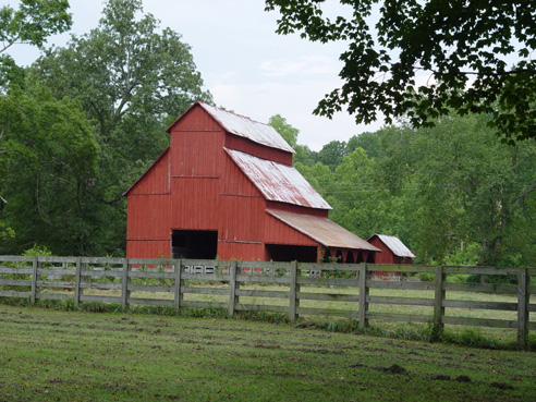 Barns Of Tennessee The Murfreesboro Pulse