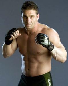 MMA legend Ken Shamrock
