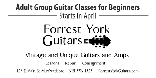 Forrest York Guitars