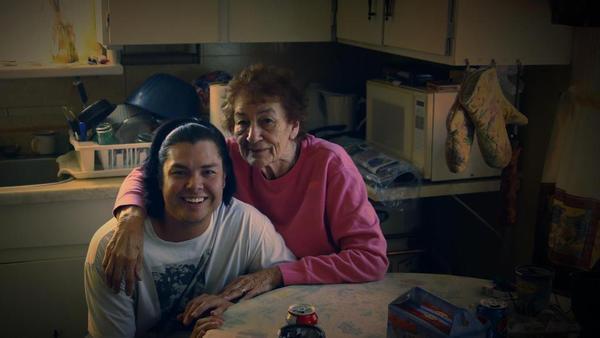 Brant and Grandma