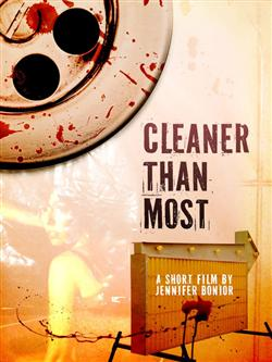 CleanerThanMost Poster