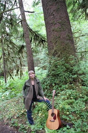 Musicwood director Maxine Trump
