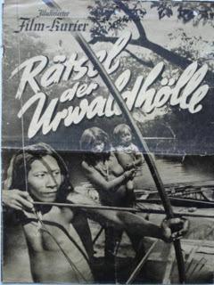 Nazi Amazon film