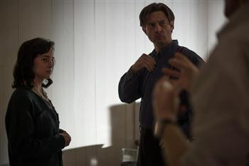 Scott Crain and Amanda Gary in Mancipo