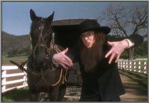Weird Al Amish (Custom)