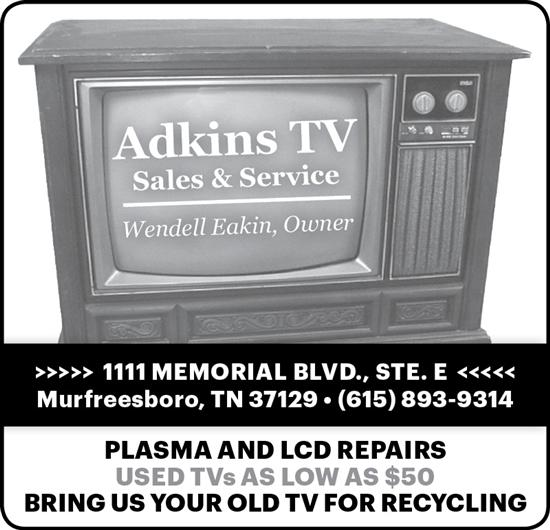 Adkins TV