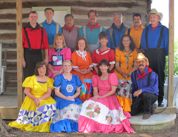 The Cripple Creek Cloggers host the International FolkFest each year, and the group also does some globetrotting itself, spreading traditional dance from Tennessee all over the world.