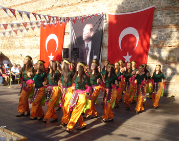 Turkey's Kandilli Anatolian High School for Girls will also send a troupe to participate in Middle Tennessee's annual celebration of folk dance.