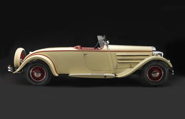 A 1930 Jordan Model Z Speedway Ace Roadster