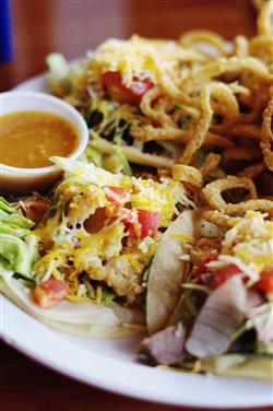 Tacos! Only $2 on Tuesdays