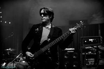 Tim Butler of the Psychedelic Furs, photo by Josh Kincaid