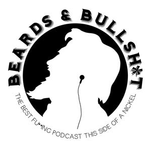 Beards and Bullshit Logo (Custom)