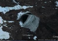 Opening in Antarctica 2