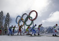 Olympics: Cross Country Skiing-Men's Team Sprint Classic