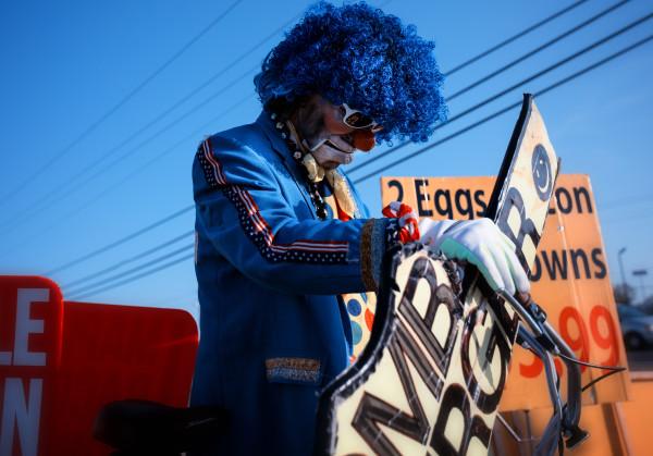 Clown 2-