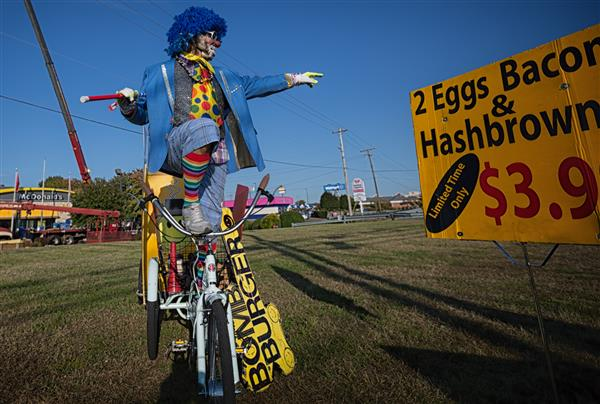 Clown 3-