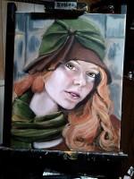 Portrait by Mai Hamric