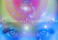 Consciousness-Universe