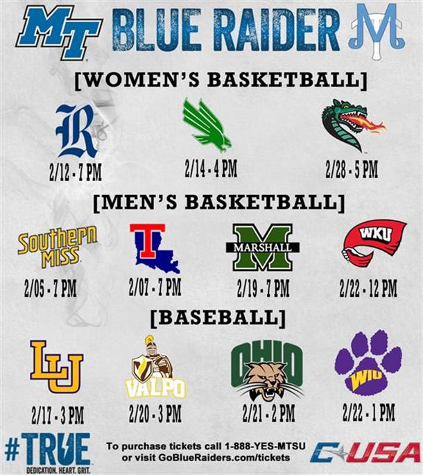 Blue Raiders