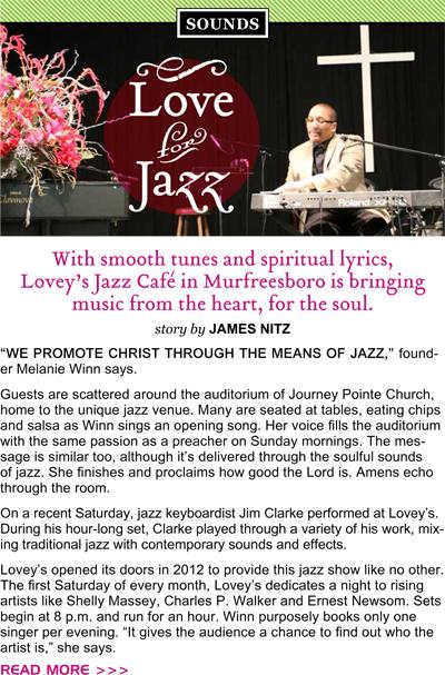 Loveys Jazz