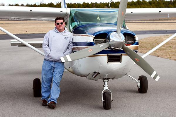 Murfreesboro Aviation Owner Jim Gardner