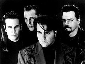 The Mavericks: Robert, Paul, Raul and Nick