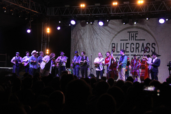 Bluegrass Superjam