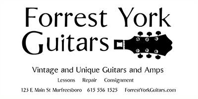 Forrest York