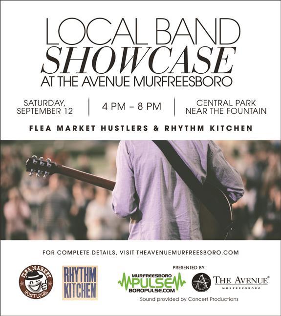 Avenue Band Showcase