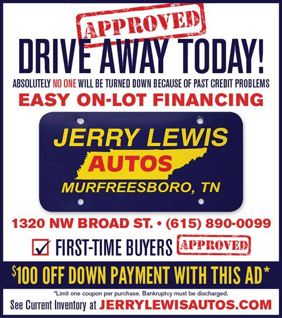Jerry Lewis Auto