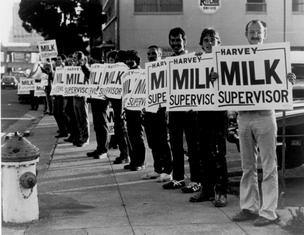 The Times of Harvey Milk (1983)