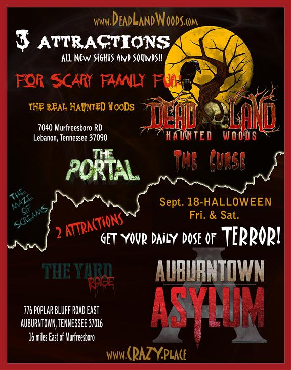 Auburntown Asylum