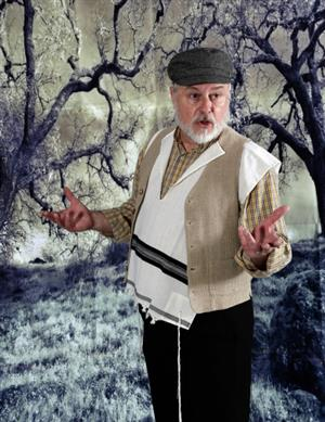 Ronnie Meek as Tevya in Fiddler on the Roof