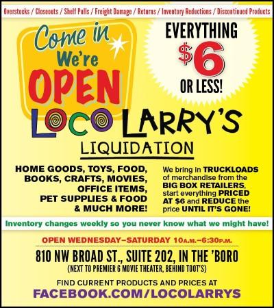 Loco Larry's