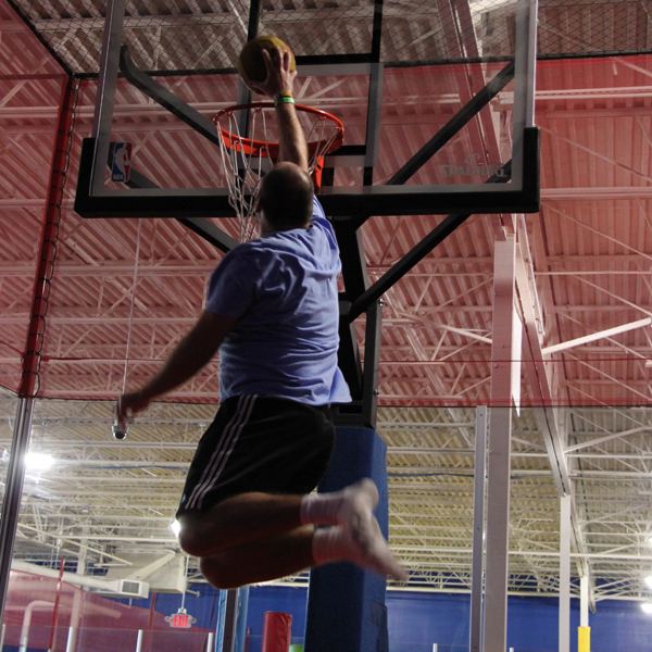 You Might As Well Jump Indoor Trampoline Park Sends Guests Sky High