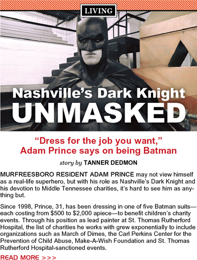 Nashville's Dark Knight