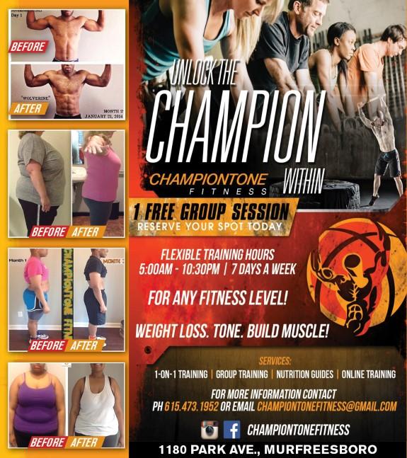 Championtone Fitness