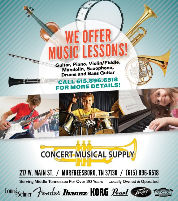 Concert Musical Supply