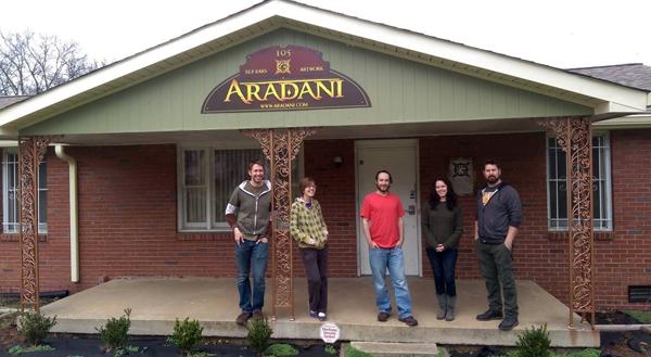 Aradani Studios - Nashville 2