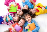 Family-storytime-kids