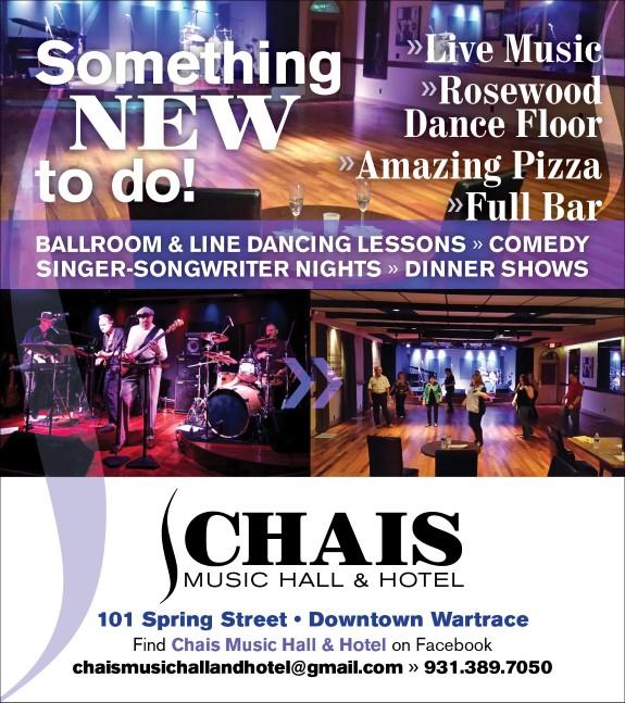 Chais Music Hall
