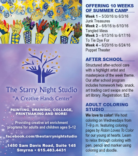 Starry Night Studio