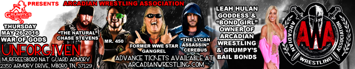 Arcadian Wrestling