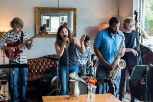 Nikki Michelle and the Cosmic Collective (1)