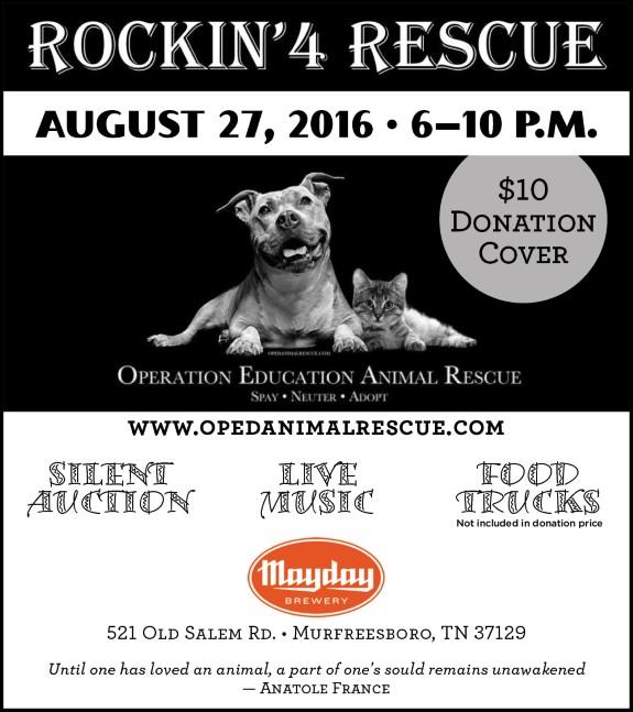 Rockin for Rescue