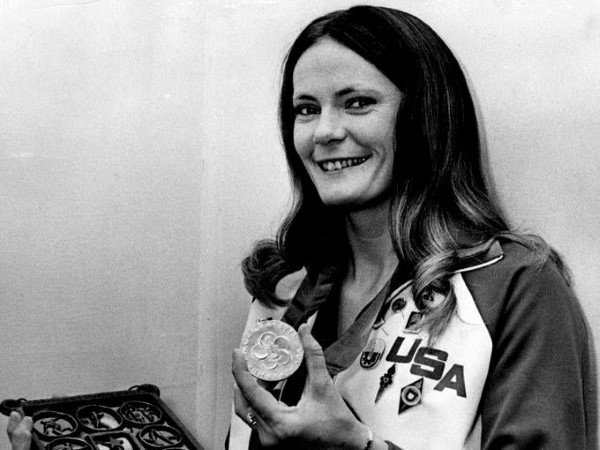 Summitt won a silver medal at the 1976 Olympics, playing on the U.S. women's basketball squad.